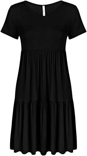 Simlu-Casual-Tiered-T-Shirt-Dresses-For-Women-reg-and-Plus-Size-Summer-Sundress-USA