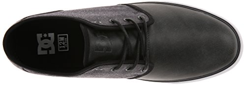 Studio Men's TX Black DC Shoe SE Grey Vulcanized 58xRaw