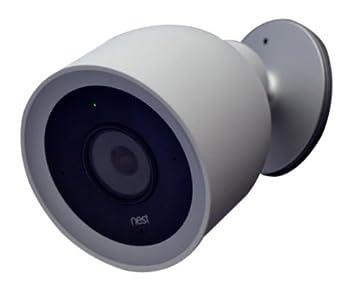 Nest NC4100EX Cámara de Seguridad para Exteriores, Blanco: Amazon.es: Bricolaje y herramientas