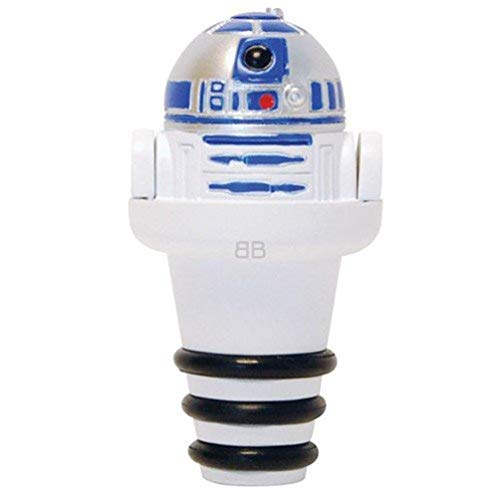 Underground Toys Star Wars R2-D2 Bottle Stopper