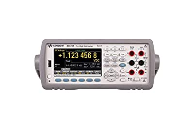 KEYSIGHT 34470A Digital Multimeter, 7 1/2 digit, Truevolt DMM (Certified Refurbished)