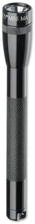 Mag-Lite M3A016 2-AAA Mini MagLite Flashlight – Black 116-842