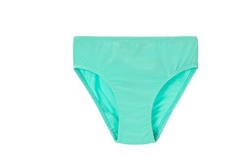 cdd519dbe228 Knitlord Women's Underwear Classic French Cut Bikini Panties, Cotton +  Polyamid Tactel Fiber Briefs 6