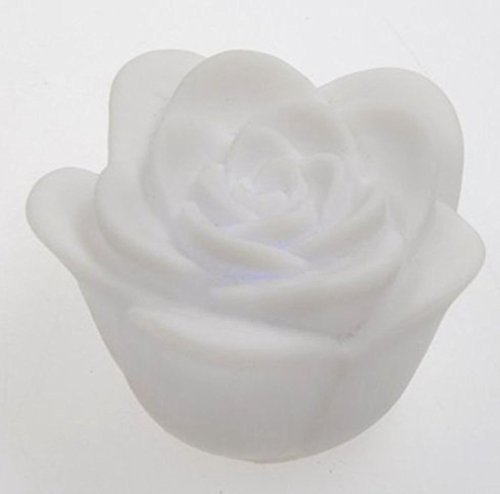 Led Color Changing Rose Shaped Light - 6