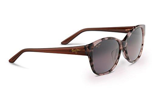 Maui Jim Summer Time Polarized Sunglasses - Women's Pink Tokyo Tortoise / Maui Rose One Size by Maui