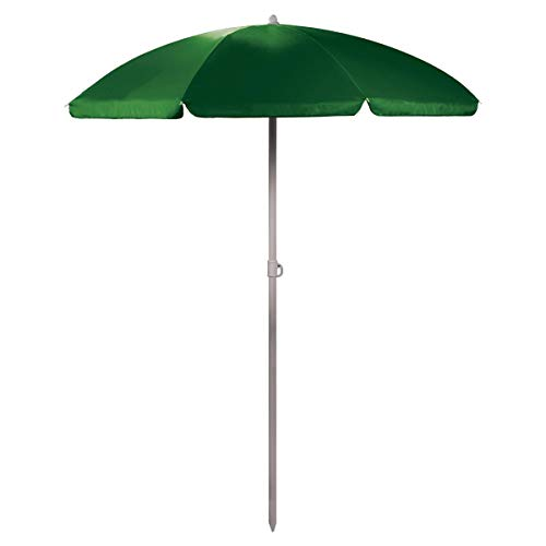 - ONIVA - a Picnic Time Brand Outdoor Canopy Sunshade Umbrella 5.5', Green