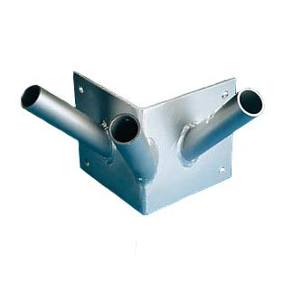 Bracket for Flanklin Series TC Triple Corner Set Flagpole