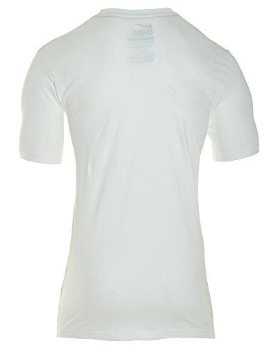 Nike HANGTAG SWOOSH TEE #382697-104 (XL)