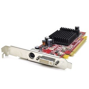 ATI Radeon X600 SE 128MB DDR PCI Express (PCIe) DVI Video Card w/TV-Out