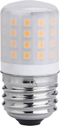 Emery Allen EA-E26-5.0W-001-279F-D JA8 Compliant Dimmable Medium Base LED Fan Light Bulb, 120V-5Watt (60W Equivalent) 550 Lumens, 2700K, 1 Pcs