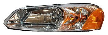 TYC 20-6042-90 Dodge Driver Side Headlight Assembly