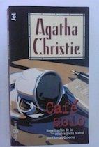 Café solo par Christie