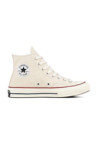 Converse Unisexe Adulte De Taylor Mandrin 70 Chaussures Sport Hi Multicolores (parchemin / Grenat Aigrette 247)