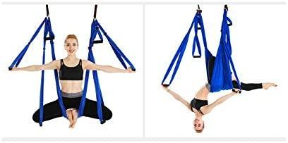JIANSHENXIAO Nuevo Gravity Yoga Bungee Dance Training Gym ...