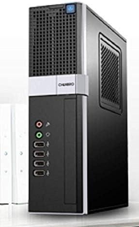 Chenbro PC Carcasa pc78339 – 4 x USB – Audio – Card Reader ...