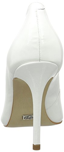 Pumps Buffalo Women's Zs White Patent 6228 London White 15 wYTAxqYU7