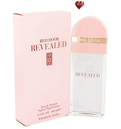 (E L I Z A B E T H Ardên Rêd Dôor Revêaled Perfúme For Women 3.4 oz Eau De Parfum Spray Free! MS 0.04)