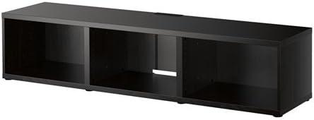 Ikea 1626.291417.234 - Mueble para TV (madera), color negro y ...