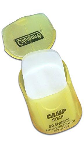 Coleman-Dish-and-Hands-Camp-Soap-Sheets-50-sheets