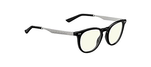 Optical frame Gucci Acetate Black - Silver (GG 1127/S 28499)