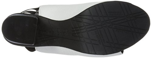 Heel Open and Boot Fly Ankle Cole Toe Fridah Bootie REACTION Womens Kenneth White 86xYOqx