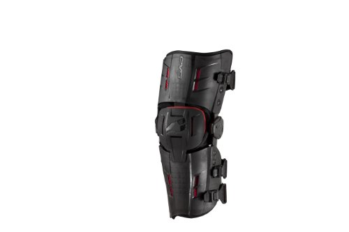 EVS Sports RS9 Right Knee Brace (Black, Large) by EVS Sports