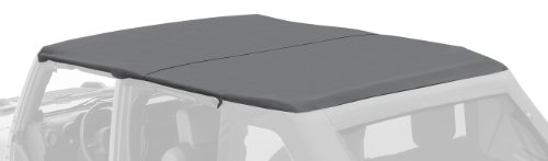 Bestop-56805-35-Black-Diamond-Trektop-Complete-Replacement-Soft-Top-with-No-Doors-Included-Tinted-Windows-2007-2012-Jeep-Wrangler-Unlimited