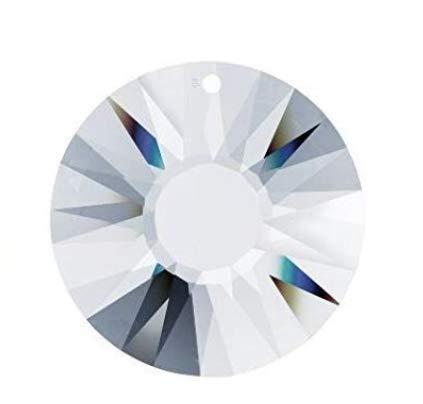 40mm Swarovski Clear Sun Disc Crystal Prisms