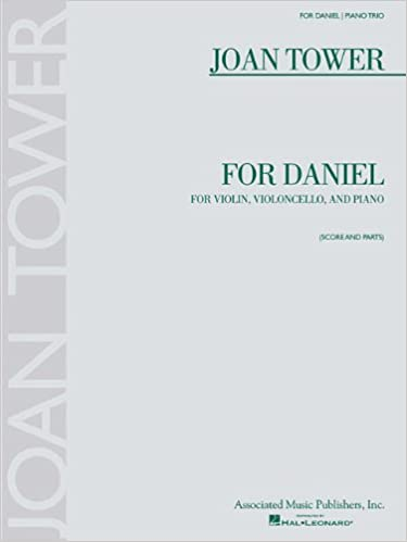 For Daniel - Piano Violin Cello