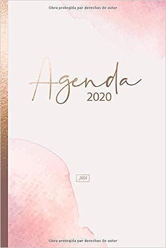 Agenda 2020: Agendas 2020 Semana vista - Agenda semanal 2020 ...
