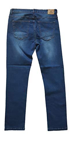Stonehenge Shade Y Mezclilla Hombres Modernos Cómodos 0008 Slim Pantalones Súper Azul Fit Jeans Ajustados Textures De Para rvZw1qFrC