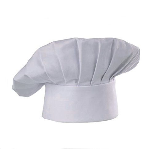 [Timfany Chef Hats,Adjustable Size Chef Hat for Adult or Kids Pack of 1] (Chef Costumes For Kids)
