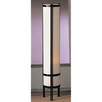 Acme furniture floor lamp with japanese style finish off white acme furniture floor lamp with japanese style finish off white aloadofball Images