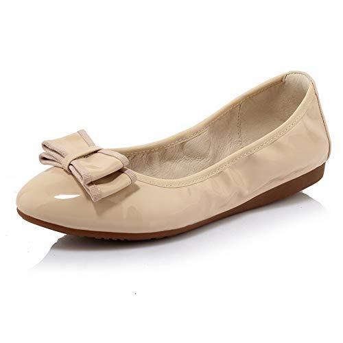 AN Femme 36 Abricot 5 Beige Sandales Compensées DGU00702 qqrzORBU