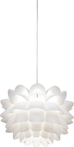 Possini euro white flower 19 12 wide pendant chandelier amazon mightylinksfo