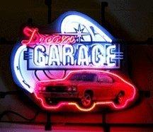 Neonetics 5DGCHV Dream Garage Chevy Chevelle SS Neon Sign by Neonetics
