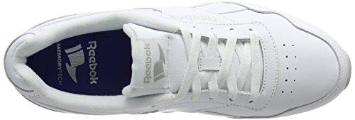 Blanco Glide white Steel Hombre Deporte Reebok De Royal Para Royal Zapatillas F5waT0Tx