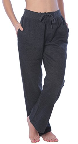 Woman Drawstring Pocket Sweatpants Available In Plus Size LFPO Charcoal 2X