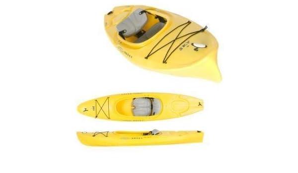 Amazon com : Necky Sky Kayak Yellow, One Size : Recreational