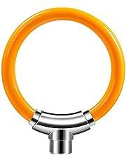 C-LARSS Fiets Ring Lock Anti-corrosie Solid Bike Ring Lock Compact voor Fiets