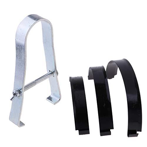 Baosity Motorcycle Bike Piston Ring Compressor Tool Set 50mm - 85mm 2/4 Stroke