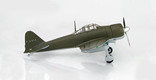 Hobby Master 8802 A6M2b Zero Fighter Type 21 Chinese Air Force 1/48 Scale Model ()