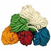 Magicians Rope - Magicians Rope - 50 white by Uday (India)