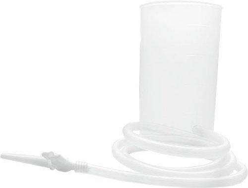 Irrigator Darmreinigung Klistier Einlauf Set 1 Liter Becher