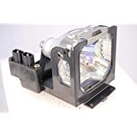 Sanyo PLC-XW20 projector lamp replacement bulb with housing - high quality replacement lamp