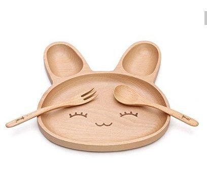 wood baby spoon - 9