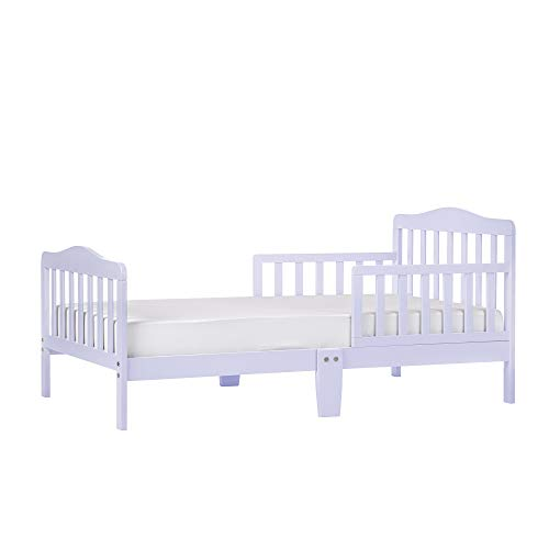 - Dream On Me Classic Design Toddler Bed, Lavender Ice
