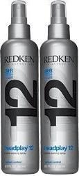 Redken 12 Headplay Pliable Working Spray 8.5 Fl. Oz. (2 Ct.)