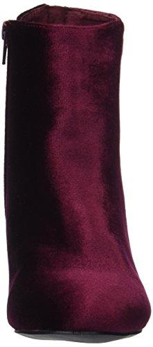 Botines 030620 Burdeos Rojo para XTI Mujer qF5qd