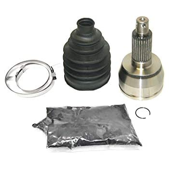 ATVPC Front Outer CV Joint Kit for Polaris Ranger 500 4x4 2009-2010 Ranger XP 700 2009 Ranger 800 4x4 6x6 2010